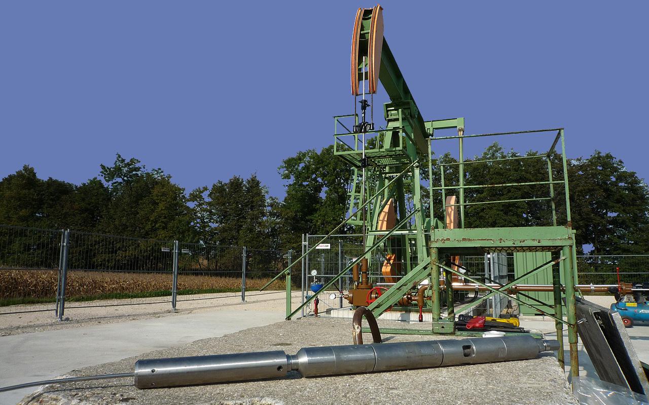 Erdöl / Gas & Seismik